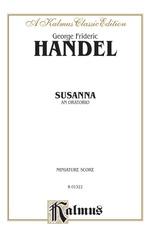 Susanna, An Oratorio