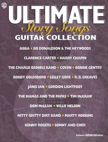 Ultimate Story Songs Guitar Collection
