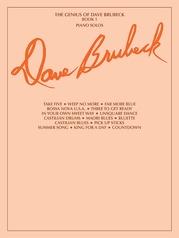 The Genius of Dave Brubeck, Book 1