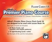 Premier Piano Course, Flash Cards 1A