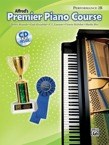 Premier Piano Course, Performance 2B
