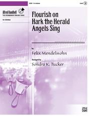 """Flourish on """"Hark the Herald Angels Sing"""""""