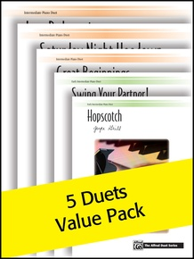 June 2011 Duets (Value Pack)