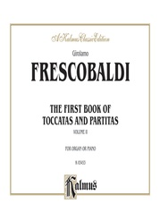 The First Book of Toccatas and Partitas, Volume II