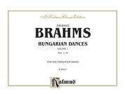 Hungarian Dances, Volume I