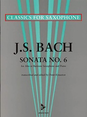 Sonata No. 6 in A Major