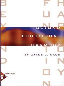 Beyond Functional Harmony