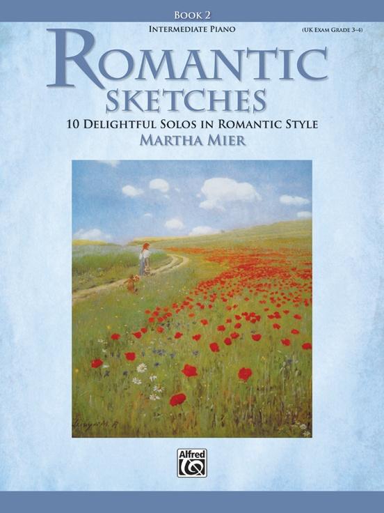 Romantic Sketches, Book 2