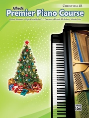 Premier Piano Course, Christmas 2B