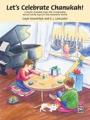 Let's Celebrate Chanukah!
