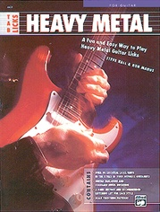 TAB Licks: Heavy Metal