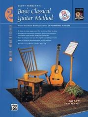Basic Classical Guitar Method, Book 2