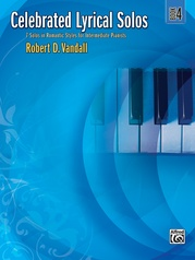 Celebrated Lyrical Solos, Book 4