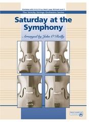 Saturday at the Symphony