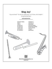 Sing Joy!