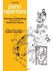 Piano Repertoire, Level 6