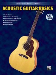Ultimate Beginner Series: Acoustic Guitar Basics