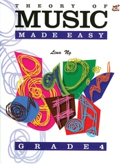 Theory of Music Made Easy, Grade 4