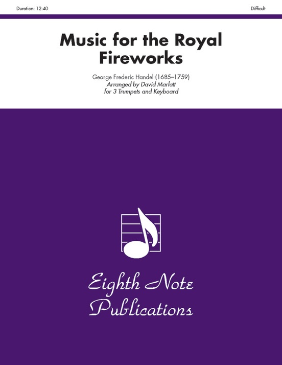 Music for the Royal Fireworks