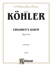 Children's Album, Opus 210