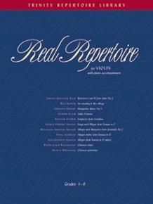 Real Repertoire for Violin