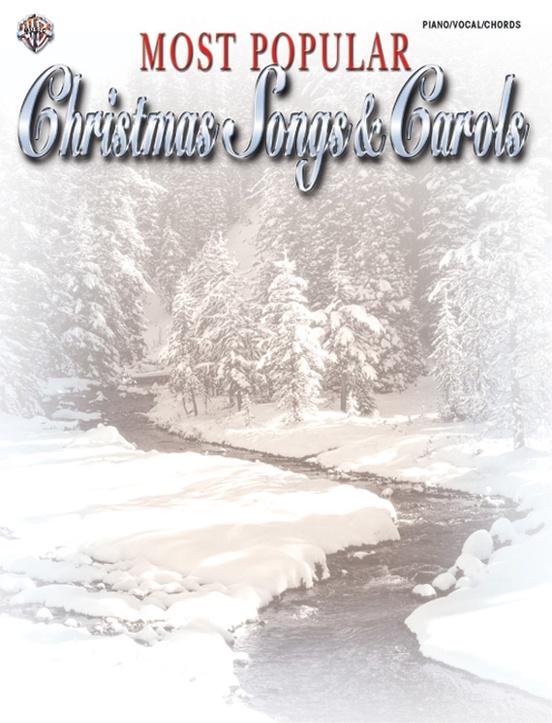 most popular christmas songs carols - Most Popular Christmas Songs