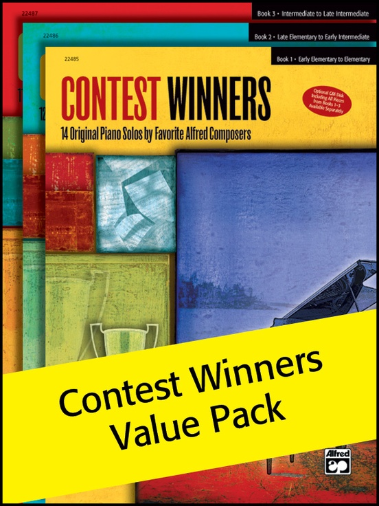 Contest Winners 1-3 (Value Pack)