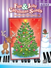Fun & Jolly Christmas Songs, Book 3