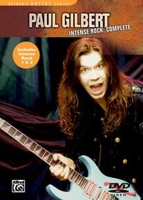Paul Gilbert: Intense Rock Complete