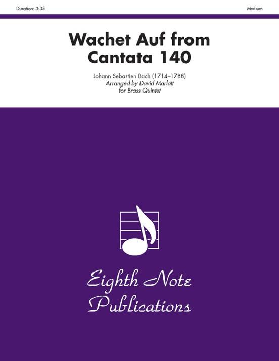 Wachet Auf (from Cantata 140)