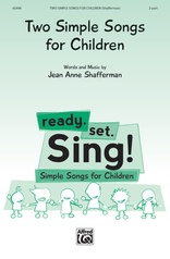 Two Simple Songs for Children