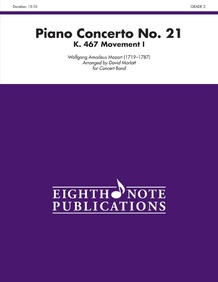 Piano Concerto No. 21, K. 467 (Movement I)