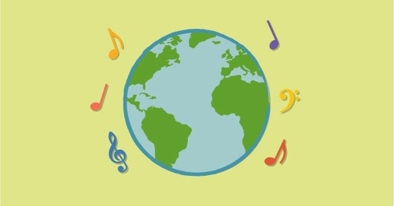 Classroom Activity: Make Instruments from Recycled Objects for Earth Day
