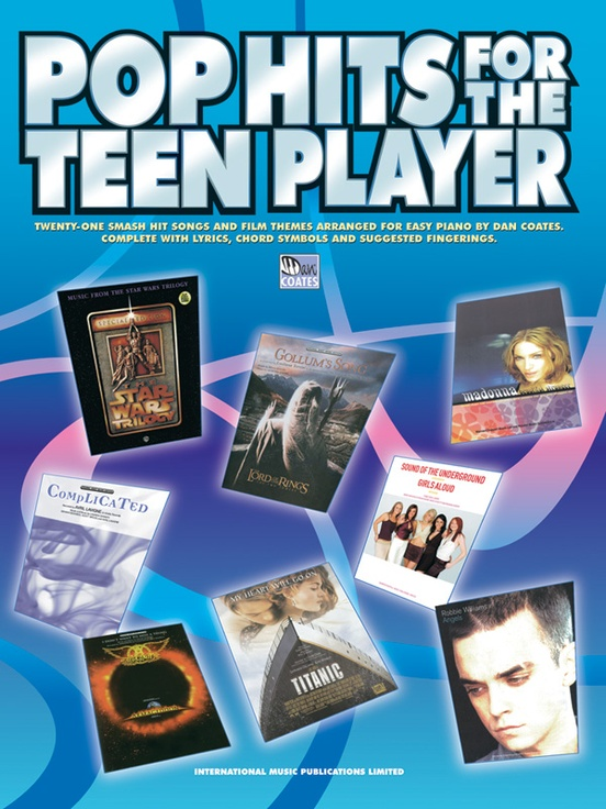 Pop Hits for the Teen Player