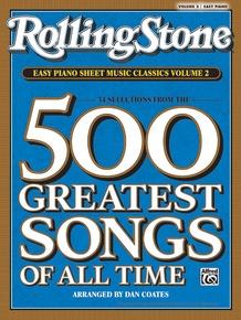 <i>Rolling Stone</i>® Easy Piano Sheet Music Classics, Volume 2