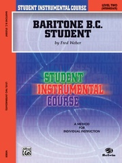 Student Instrumental Course: Baritone (B.C.) Student, Level II