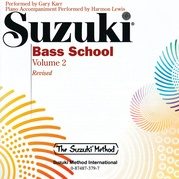 Suzuki Bass School, Volume 2