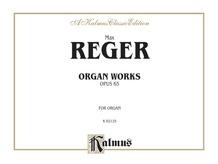 Organ Works, Opus 65