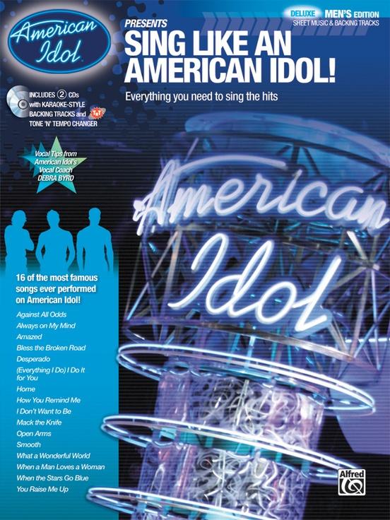 American Idol® Presents: Sing Like an American Idol! DELUXE Men's Edition