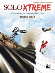 Solo Xtreme, Book 1