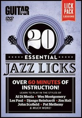 Guitar World: 20 Essential Jazz Licks