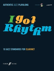 I Got Rhythm for Clarinet