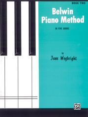 Belwin Piano Method, Book 2