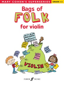 Bags of Folk for Violin