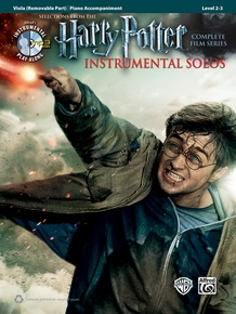 <i>Harry Potter</i>™ Instrumental Solos for Strings