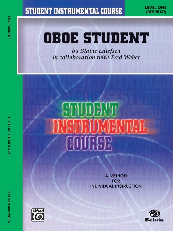 Student Instrumental Course: Oboe Student, Level I