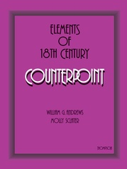 Elements of 18th Century Counterpoint
