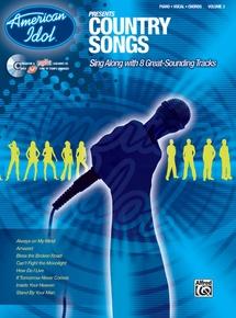 American Idol® Presents: Volume 3, Country Songs