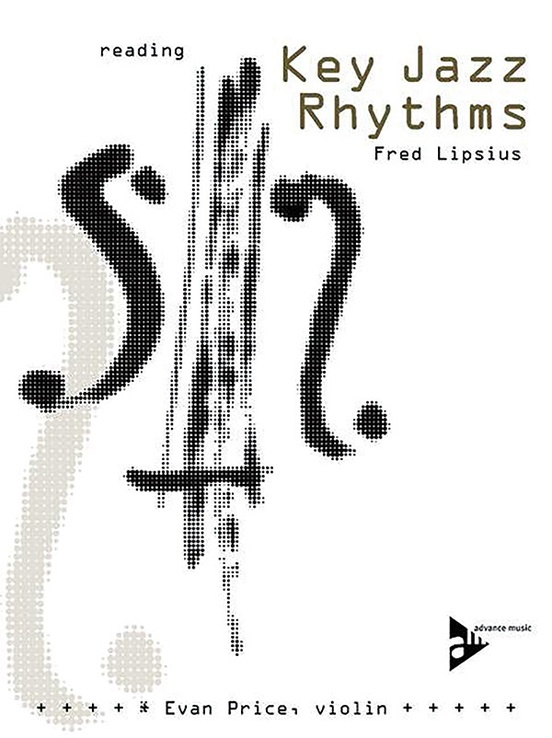 Reading Key Jazz Rhythms: Violin