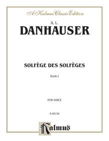 Solfège des Solfèges, Book I